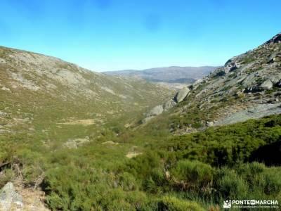 La Serrota - Valle de Amblés; puente de mayo peguerinos a tu aire las alpujarras